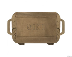Apteczka Direct Action Med Pouch Horizontal - Coyote Brown