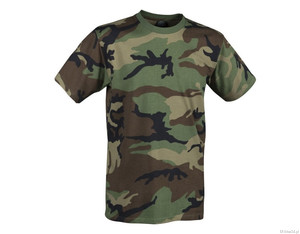 Koszulka T-shirt Helikon US Woodland (TS-TSH-CO-03)