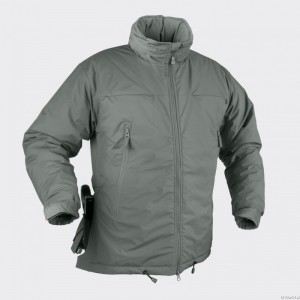 Husky Winter Tactical Jacket - Helikon - Alpha Green