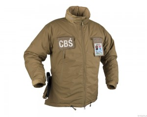 Kurtka Husky Winter Tactical Jacket - Helikon - Coyote Brown