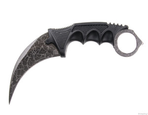 Nóż Karambit CS:GO Grey Crackle (SK-311GC)