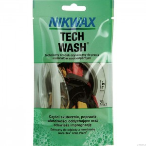 NIKWAX Środek piorący TECH WASH 100 ml saszetka