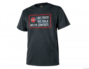 T-SHIRT K9 - NO TOUCH