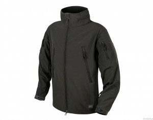 Kurtka Helikon Gunfighter Softshell Ash Grey