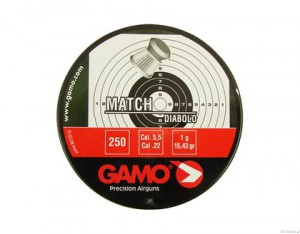 Śrut Gamo Match 5,5mm 250szt