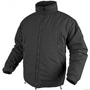 Kurtka Level 7 Winter Jacket Helikon - Czarna/Black