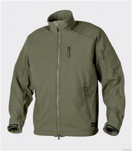 Bluza Helikon Delta Tactical Softshell - Olive Green